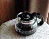Coffee Pot Glass Black Coffee Fake Drink Fake Food Photo Prop