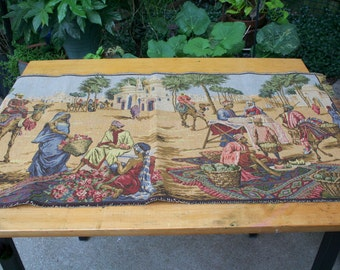 Beautiful Tapestry Wall Hanging or Sofa Throw