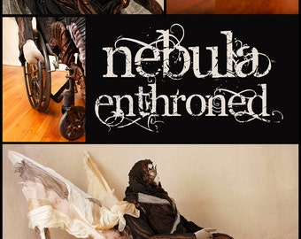 Nebula Enthroned 8 x 10 photographic print