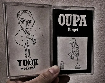 Yu(c)k and Oupa Cassette Tape Bundle