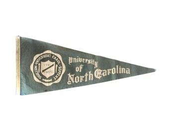 University of North Carolina Tarheels Pennant, Chapel Hill
