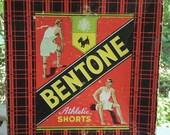 Vintage Dry Goods Mens Bentone Athletic Shorts BOX 1950s