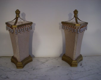 Pair of Buffet Lamps