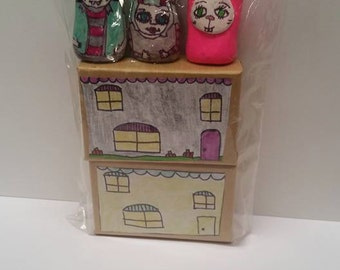 Little Weirdlings, bundle toy pack,adorable,weird,quirky,surprise
