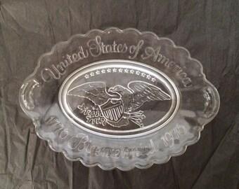 Avon BiCentennial Plate