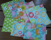 ON SALE Reusable sandwich/snack bags - lots of choices - Discounted, reduced price sandwich bags - reuse snack bags -Pls read notes