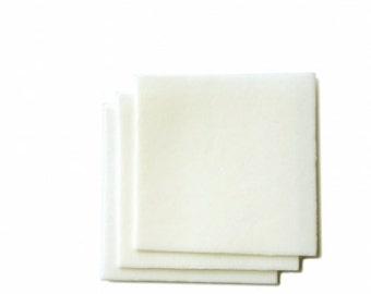Polishing Pad - 3 Large Pads