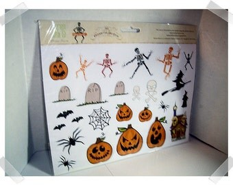 Character Die Cuts/ Halloween Theme/ Melissa Frances/Craft Supplies*