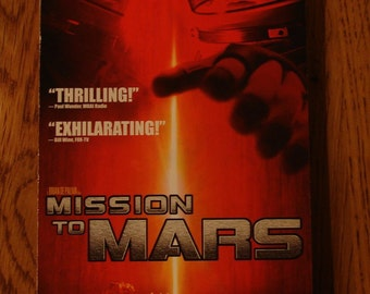 Mission to Mars Notepad