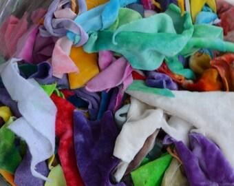 Fabric Scraps - Bag 4