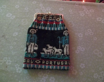 Portugal purse   (Free shipping)