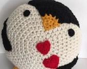 Be my Valentine Penguin