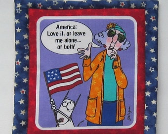 Maxine America Pot Holder