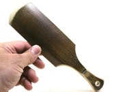 Bamboo Paddle, Wood Pottery Tool