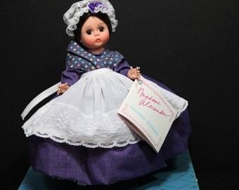 "Doll #409 Madame Alexander Doll ""Marme""  Madame Alexander Vintage Doll MIB"