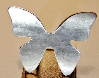Butterfly Aluminum Guitar Pick - Custom Cut with Artisan Style - GP999