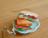 Sandwich Charms // BLT Charms // RESERVED LISTING
