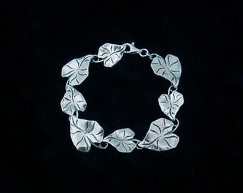 Taro Leaf Bracelet
