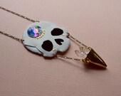 Skull Treasure Necklace
