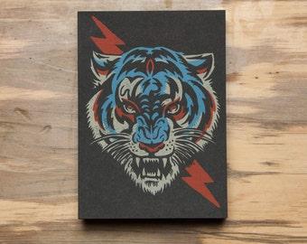 Electric Tiger -  Screen Print