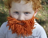 Baby Size Yarn Beards (8 color options)