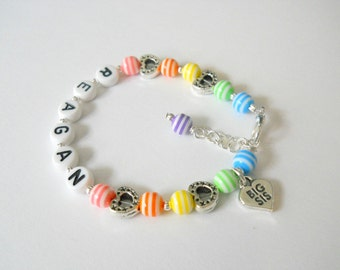 Big Sister Little Sister Big Sister Bracelet Name Bracelet B183