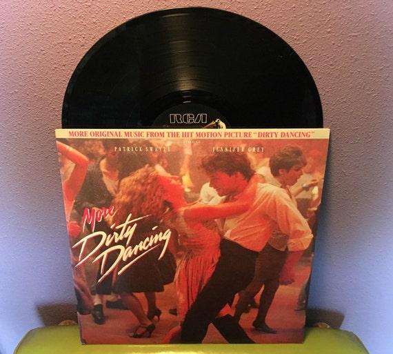 Vinyl Record Album More Dirty Dancing Original Soundtrack LP