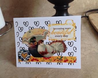 Valentine's Anniversary Greeting Card