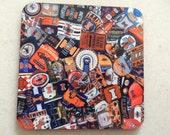 University of Illinois Fighting Illini Coaster 4 Piece Set