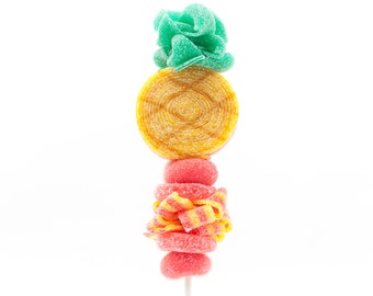Pineapple Candy Kabobs - 6