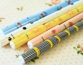 Cute Fruits Cartoon Pens