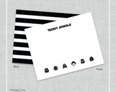 Star Wars Stationery {Set of 15}