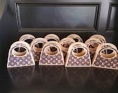 Name brand Designer Inspired purse favor  Only(10 )