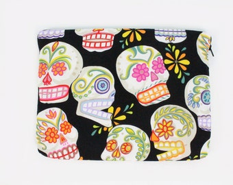 Sugar Skulls Ipad / Tablet Sleeve