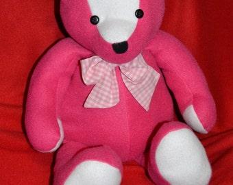 Teddy Bear in Pink
