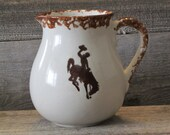 Wyoming Cowboys 1.5 Quart Pitcher, Ready to Ship Today, officially licensed