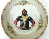 Mr. T Portrait Bowl - 5.4""
