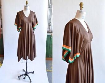Vintage 1970s BOHO dress