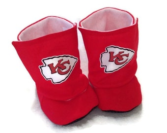 Baby Boots, KC Chiefs