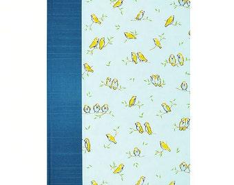 Baby  Keepsake Memory Book  Songbirds