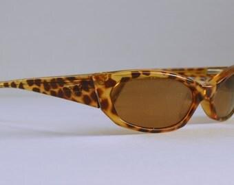 Arnette Mantis Rare Vintage Sunglasses Tortoise Shell Colored Collectible