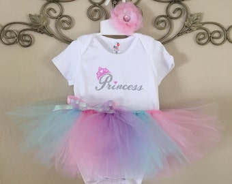 Princess Tutu Outfit, Princess Newborn, Princess, Princess Dress, Princess Skirt