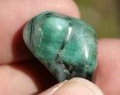 Emerald Tumbled Stone