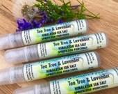 Lavender  tea tree sea salt piercing spray