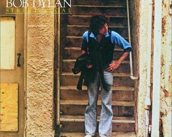 Bob Dylan Vinyl Record -   Street Legal - Original First Edition - Vinyl Record Lp in EXcellent Plus Condition