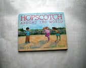 Hopscotch Around the World Book Traditional Game Variations