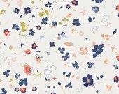 Girls Baby Bedding - Navy Pink Baby Sheet / Fitted Crib Sheet / Mini Crib Sheet / Changing Pad Cover / Floral Crib Sheets /Etsy Baby Bedding