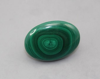 Oval Malachite Cabochon