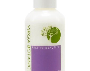 Gentle Creamy Facial Cleanser wtih Lavender - 4oz.
