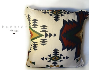Navajo Pillow Cover Fabric Throw Accent Pillow Navaho Pillow Cover